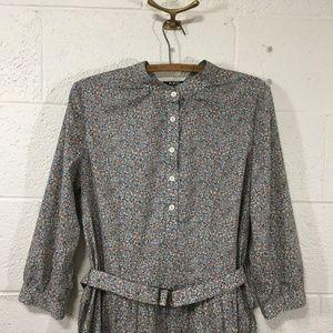 APC Floral Tunic Dress
